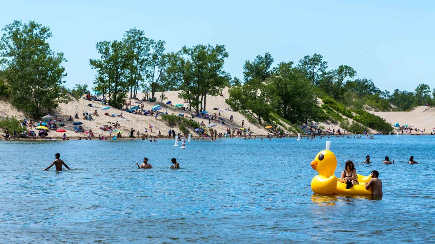 Best Beaches In Ontario