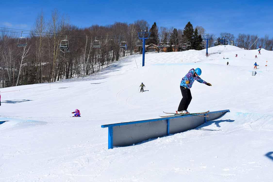 Hidden Valley Ski Resort In Muskoka Ontario