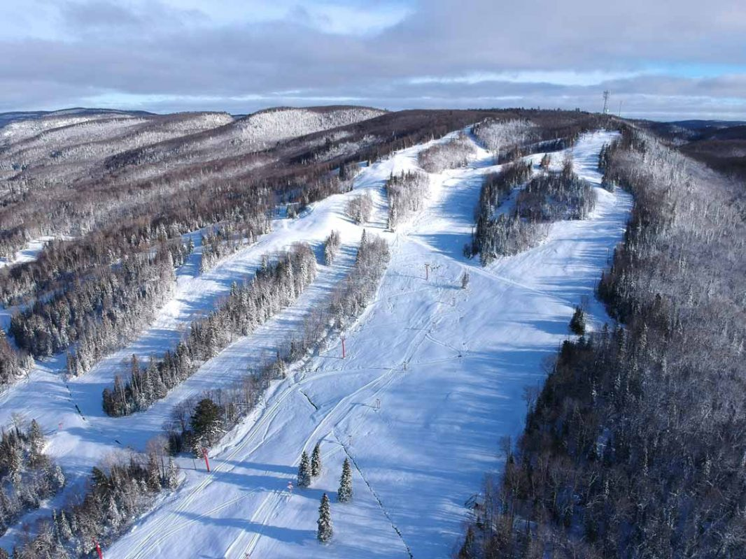 Searchmont Resort best ski hills in Ontario