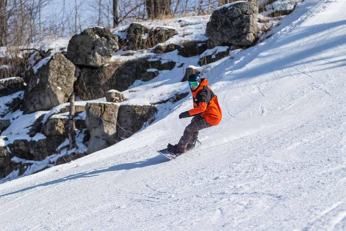 Glen Eden Kelso Conservation Area Ski Hill Near Toronto
