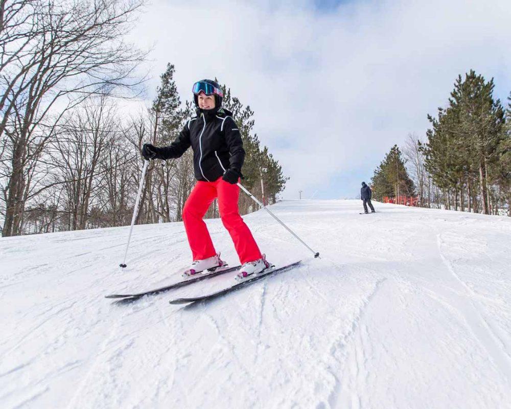 Horseshoe Valley Ontario Ski Resort