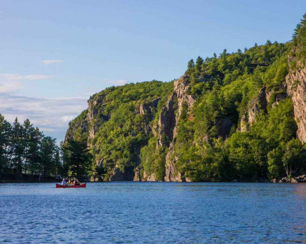 Bon Echo Provincial Park Shield Trail Ontario Hikes