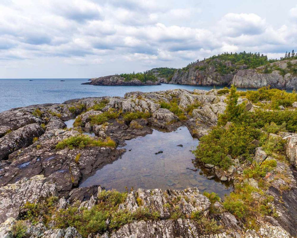Pukaskwa National Park Coastal Trail Hikes In Ontario