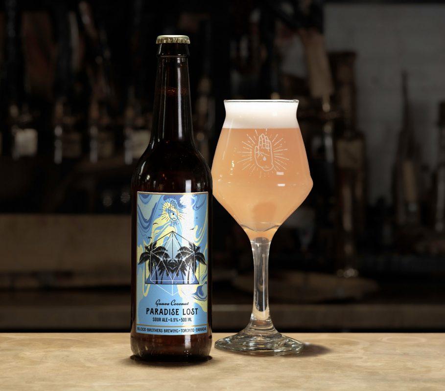Toronto brewery tour