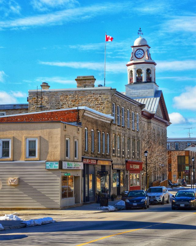 An image of Perth, Ontario