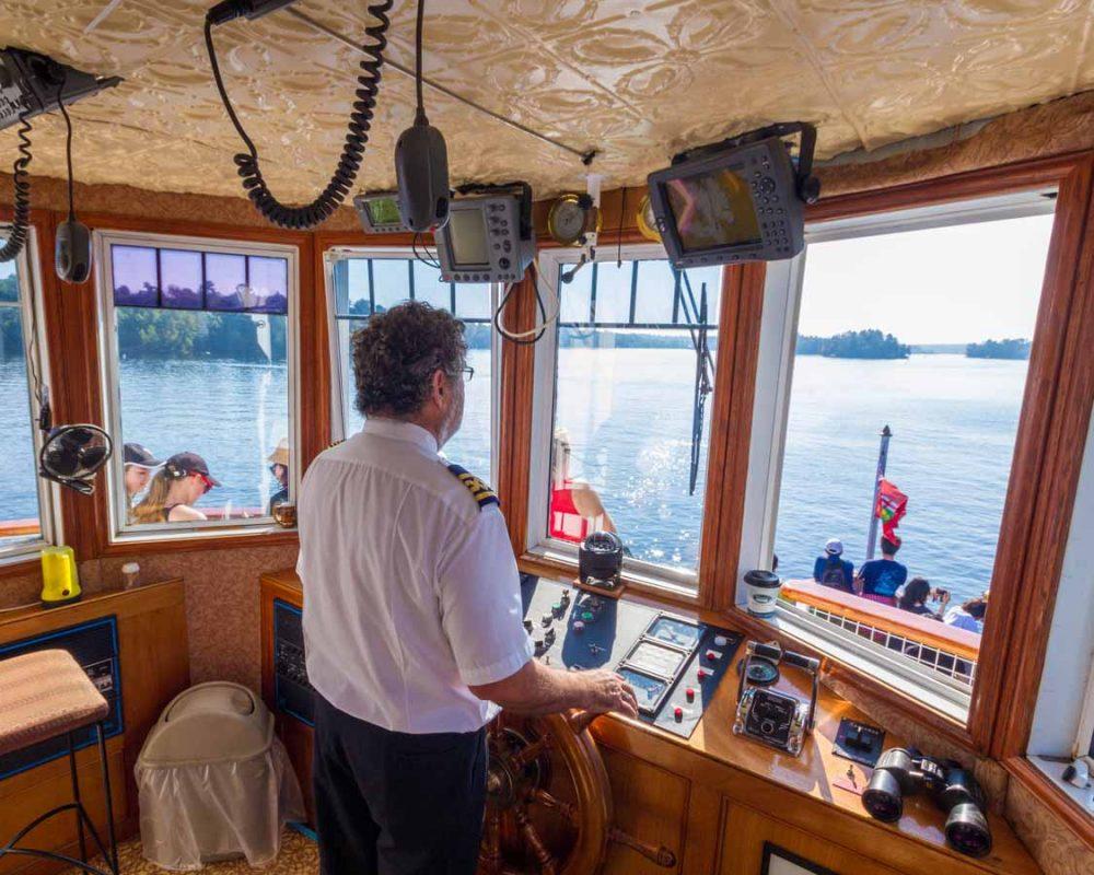 Huntsville Muskoka Steamship Cruise Staycations In Ontario