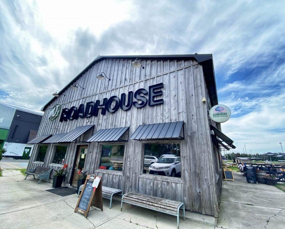 MJs Roadhouse, an Ontario restaurant in Lucan, Ontario