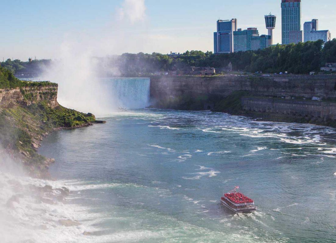 Hornblower Niagara Falls Cruise
