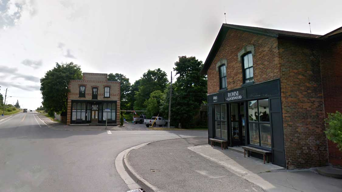 Rose's Apothecary in Goodwood Ontario