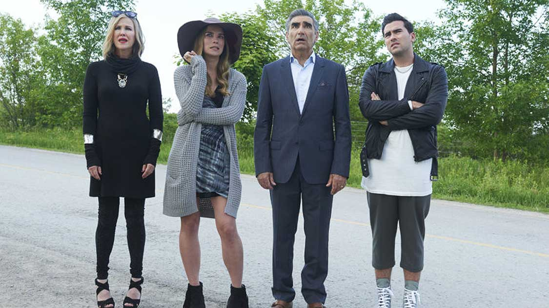 Schitt's Creek Filming Locations In Toronto