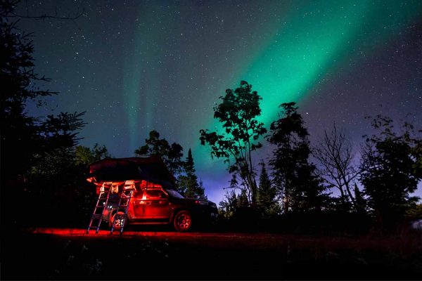 Where To See The Northern Lights in Ontario