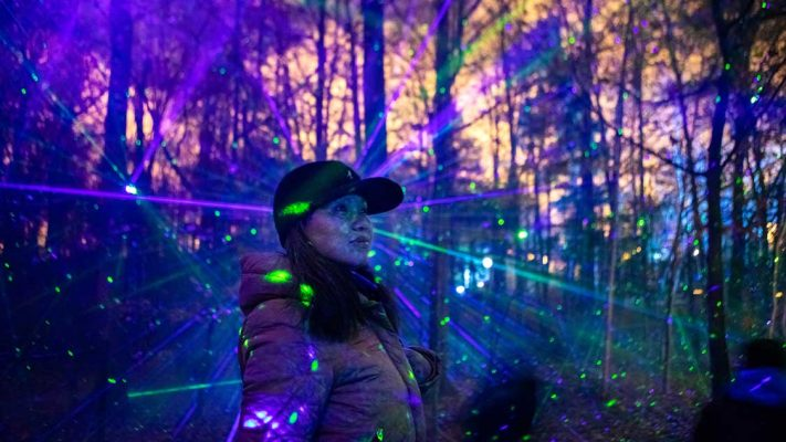 Winter Light Festivals in Ontario