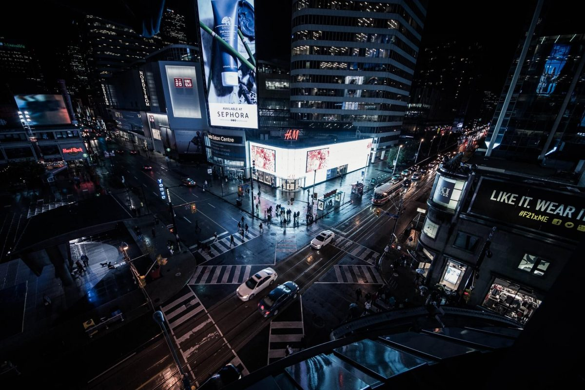 Yonge and Dundas Square - Facts about Toronto