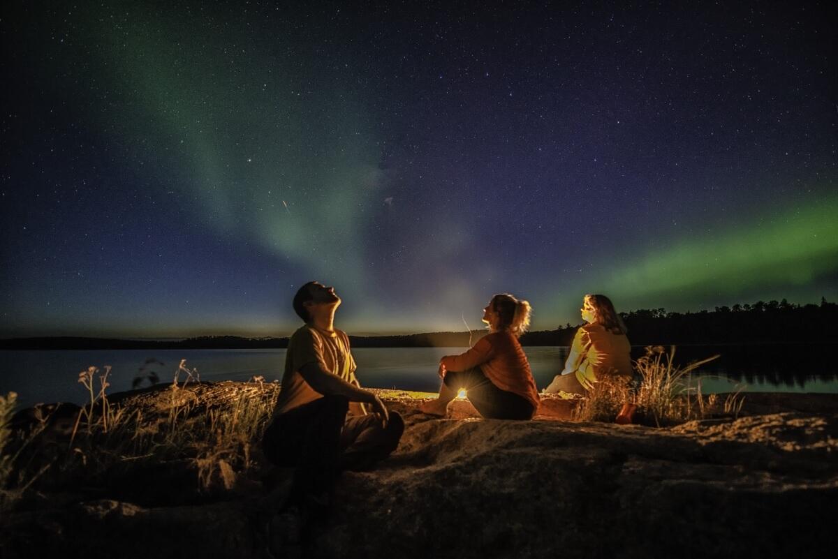 Quetico Provincial Park Dark Sky Designation