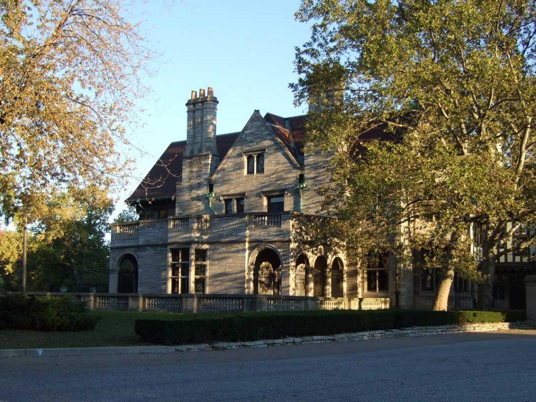 Willistead Manor home in Windsor, Ontario