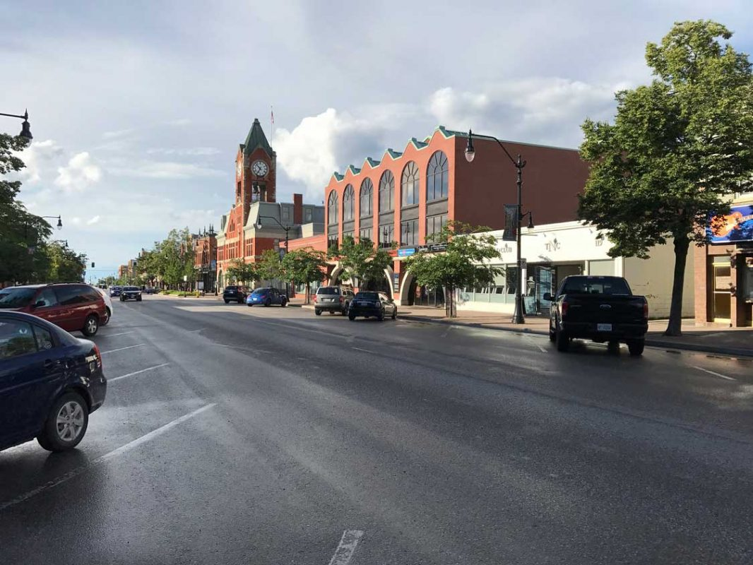 Downtown Collingwood Things to do