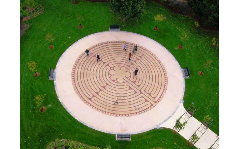 Burlington, Ontario Labyrinth