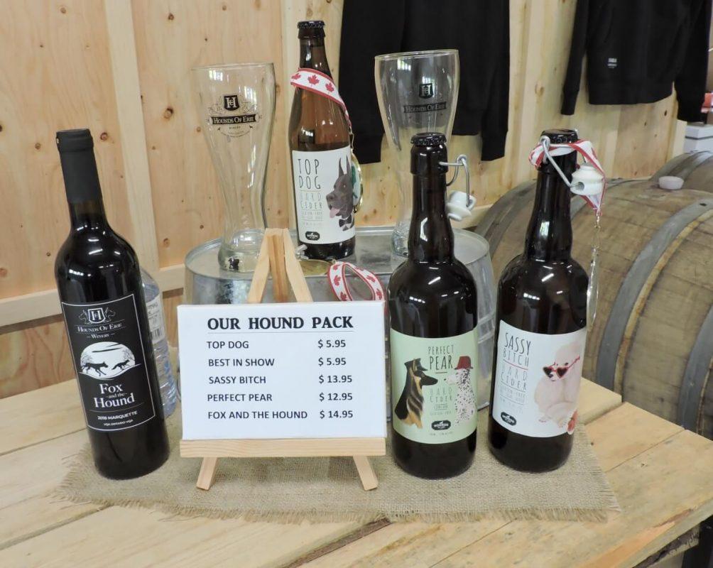 Hounds of Erie Cider