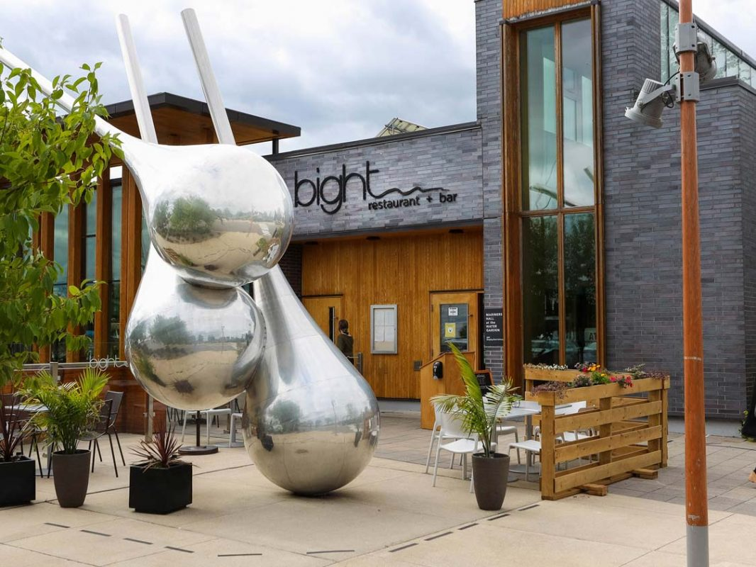 Bight restaurant in Thunder Bay
