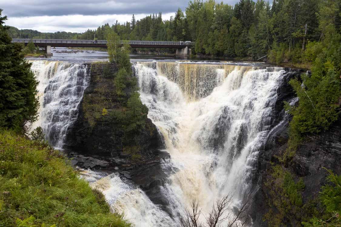 Kakabeka Falls Thunder Bay attraction