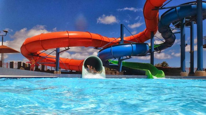 Ontario water parks