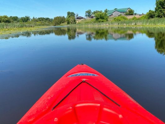 Riverview Tours Nonquon River Ontario
