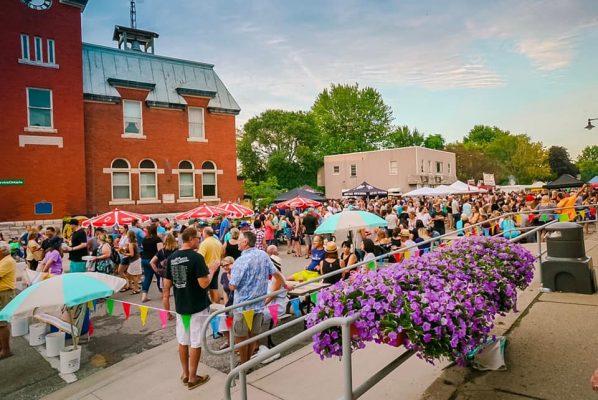 Dresden Ontario Night Market